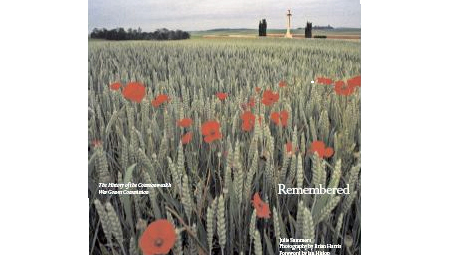 Remembered - The History of the Commonwealth War Graves Commission
