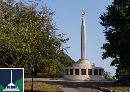 Lowestoft Naval Memorial